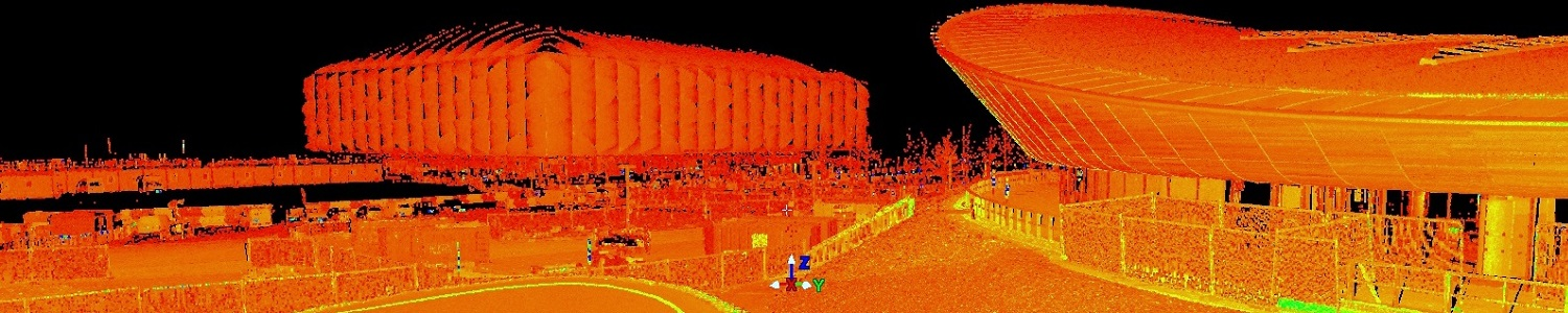 3D Laser Scanning - Capturing Reality