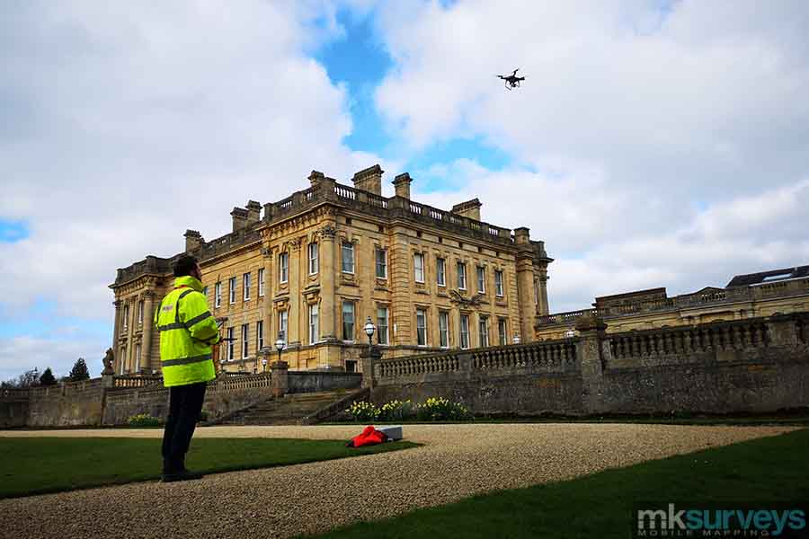 Heythrop Park UAV Survey