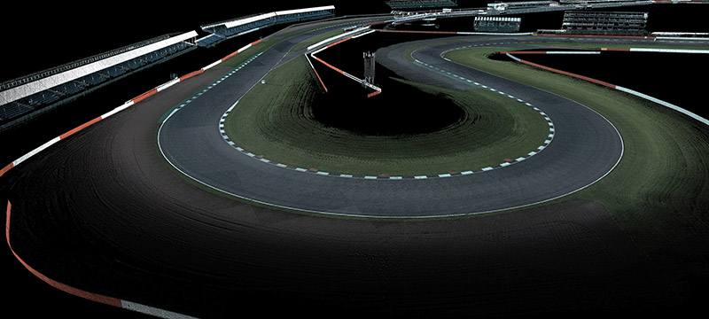 Silverstone Mobile Mapping