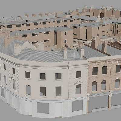 3D CAD Modelling London