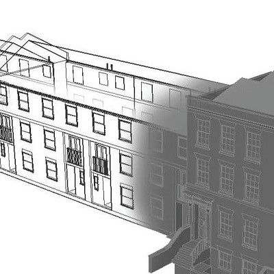 Measured Building Survey - 3D modelling