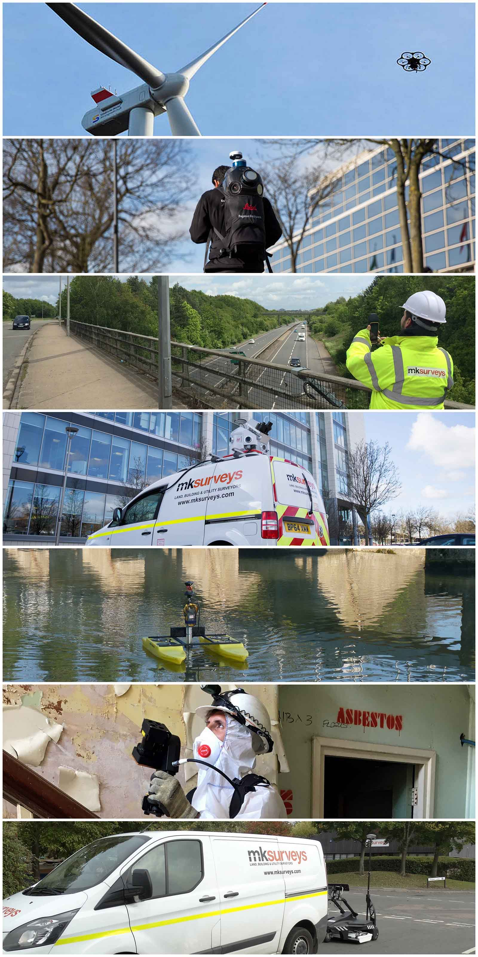 Mobile Mapping Services